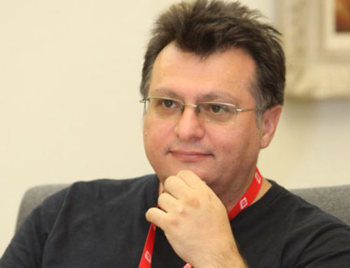 """""""Plavi čuperak"""" za roman """"Sara i januar za dve devojčice"""" Zorana Penevskog"""