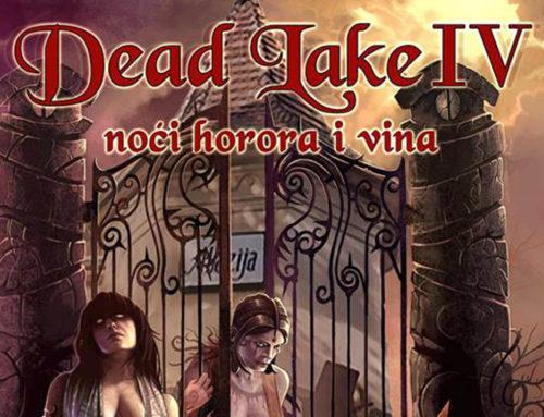 """Sutra počinje Dead Lake Horror & Wine festival"""""""