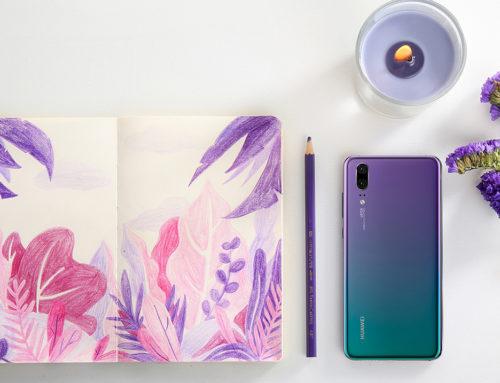 Odsjaj polarne svetlosti u vašim rukama – Huawei P20 u Twilight boji