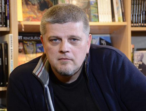 """Kecmanoviću Andrićeva nagrada za priču """"Ratne igre"""" u zbirci """"Kao u sobi sa ogledalima"""" u izdanju Lagune"""