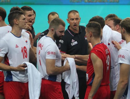 Srpski odbojkaši otputovali u Varnu na drugu fazu Svetskog prvenstva