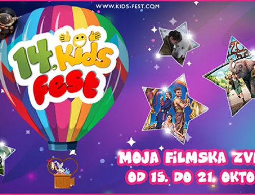 Počeo je 14. Kids Fest!