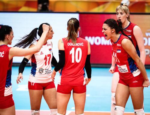 Odbojkašice Srbije osvojile Svetsko prvenstvo