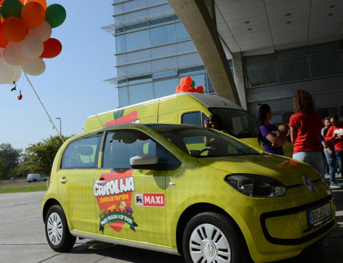 Školski karavan obilazi 100 škola u 14 gradova u Srbiji