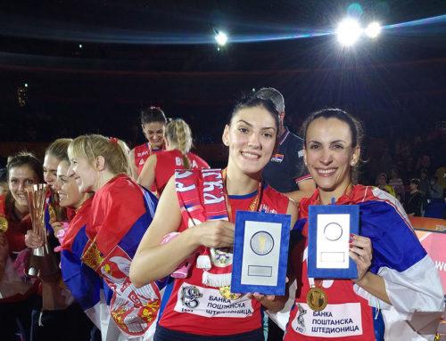 Tijana Bošković najbolji igrač Svetsko prvenstva, Milena Rašić najbolji bloker