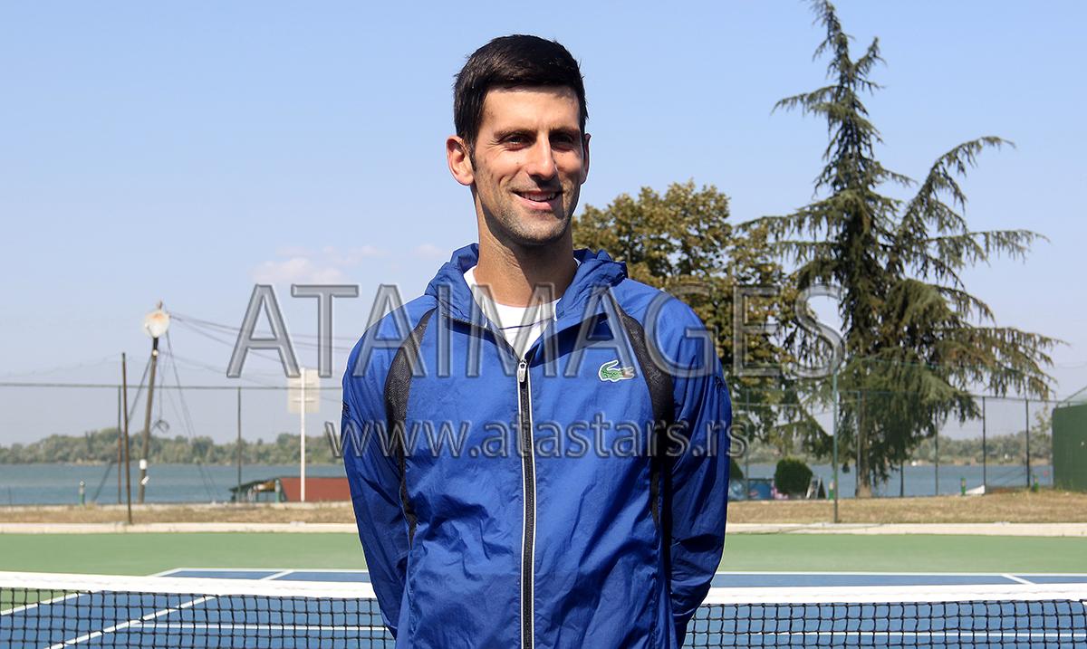Đoković i dalje prvi, mali pad ostalih srpskih tenisera