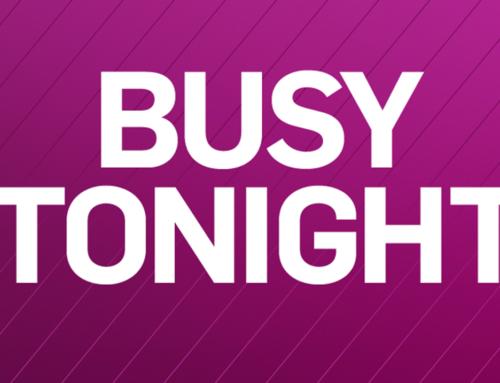 Emisija BUSY TONIGHT ugostice TINU FEY u posebnoj emisiji uživo 12. novembra