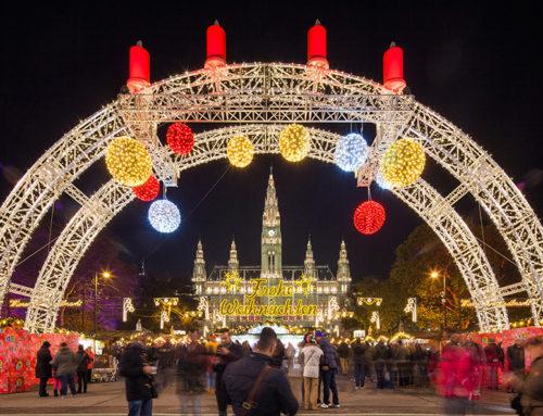 Beč: tradicija božićnih vašara
