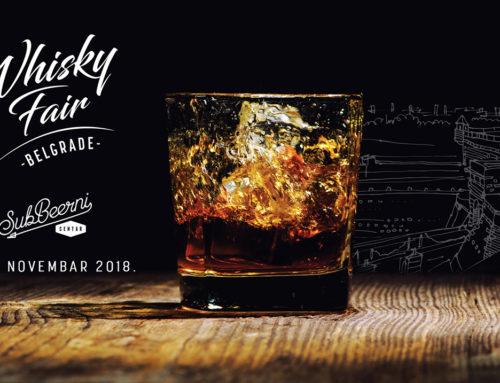 Whisky Fair Beograd 3.0: Znamo se!
