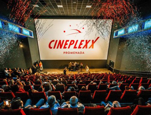 Svečano otvoren bioskop Cineplexx Promenada