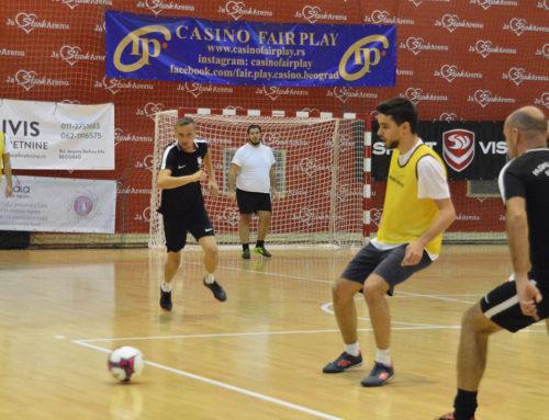 Silni Vojvodina i Aerodrom na startu Fair Play Zlatne lige