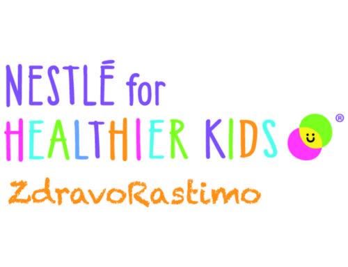 Nestlé u Srbiji za osam godina uložio više od 400.000 evra u edukaciju dece o pravilnoj ishrani