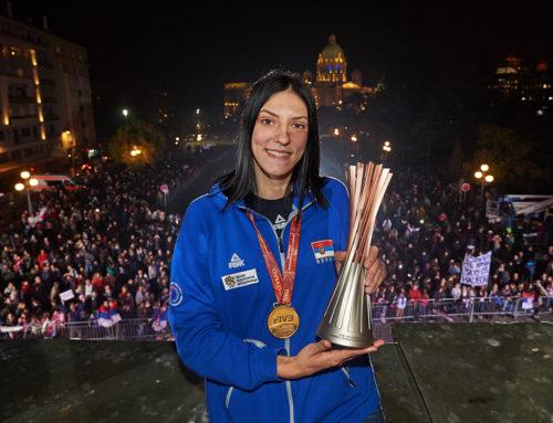 Tijana Bošković i Zoran Terzić najbolji u Evropi