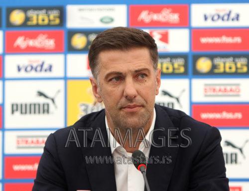 Krstajić: Srbija treba da bude ponosna na ove momke