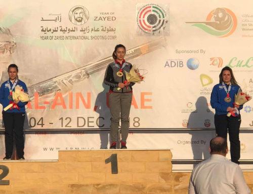 Andrei Arsović novo zlato u Ujedinjenim Arapskim Emiratima