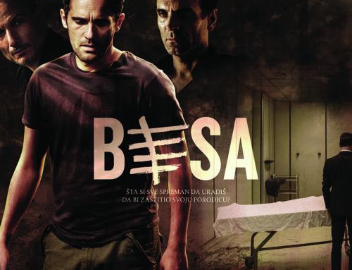 """Domaća serija """"Besa"""" od 16. decembra ekskluzivno na SUPERSTAR TV   mts televizije"""