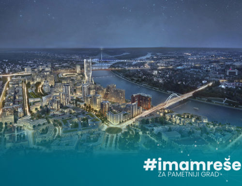 """Izabrani finalisti nagradnog konkursa """"Imam rešenje za pametniji grad"""""""