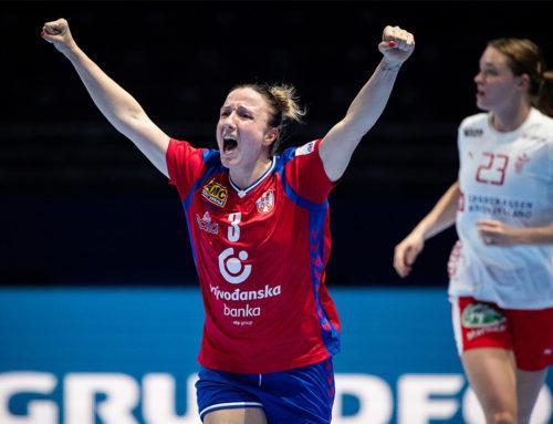 Katarina Krpež Šlezak prvi strelac prve faze EURO 2018