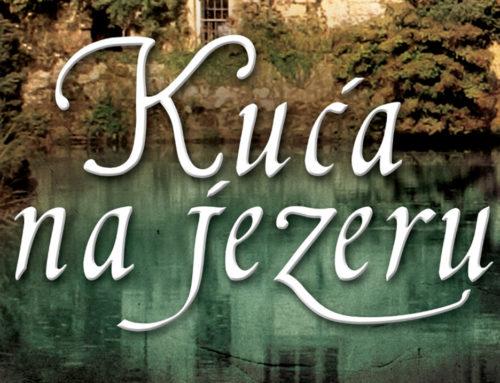 """Nova knjiga Kejt Morton """"Kuća na jezeru"""""""