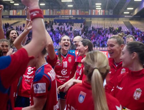 Srbija ubedljiva protiv Danske, prenosi dva boda