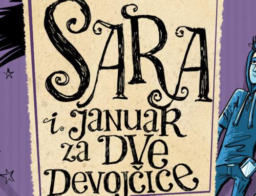 """""""Sara i januar za dve devojčice"""" – najbolji roman za decu i mlade u 2018. godini"""
