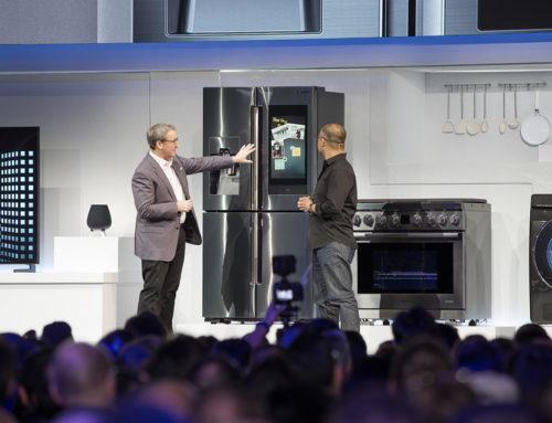 Samsung Family Hub frizider predstavljen na sajmu CES 2019