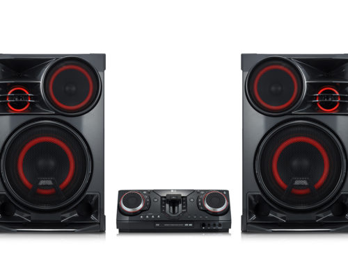 LG pruža uzbudljiv zvučni doživljaj zahvaljujući proširenom asortimanu XBOOM proizvoda