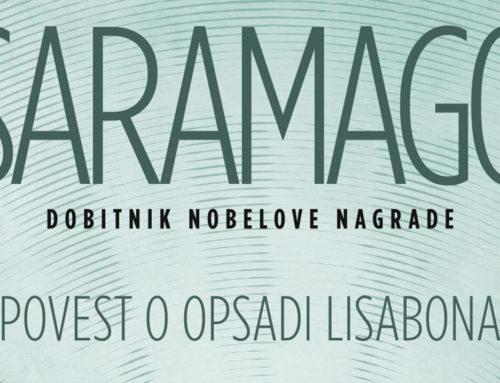 """""""Povest o opsadi Lisabona"""" – najnoviji prevod Žozea Saramaga"""