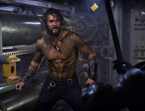 Film Aquaman u klubu milijardera!