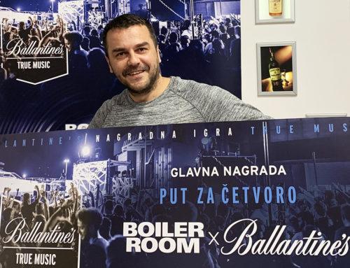 Igor Ivančov ovog juna ide na žurku Boiler Rooma, a evo kako mu je to uspelo