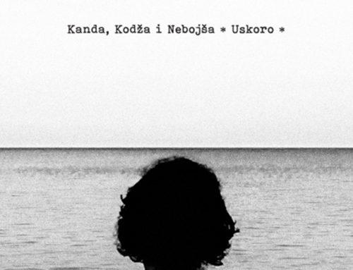 """Album """"Uskoro"""" legendarnog sastava Kanda, Kodža i Nebojša stže za mesec dana"""