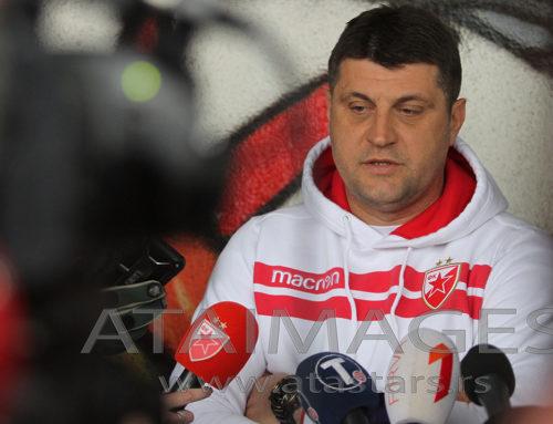 Milojević uoči Javora: Želim bolju sezonu od prošle