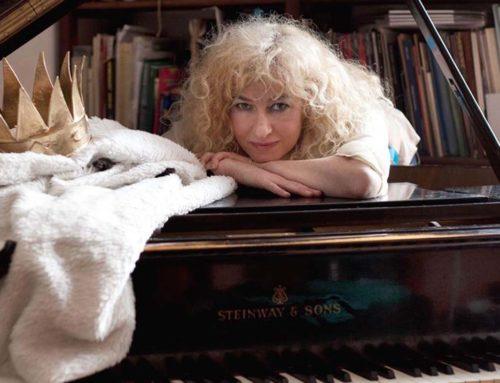 Koncert pijanistkinje Alesandre Čeleti u Beogradu, u Muzičkoj galeriji Kolarca 25. februara