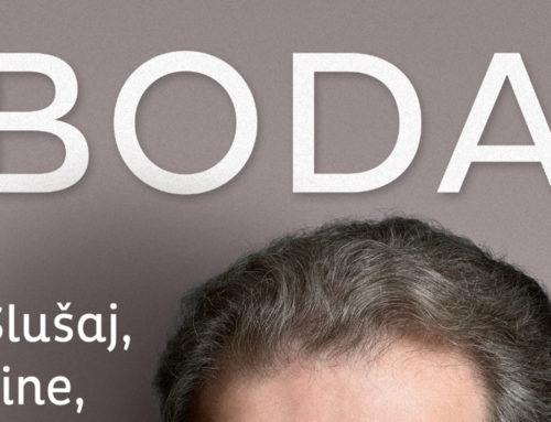 """Knjiga o velikom glumcu – """"Boda"""""""