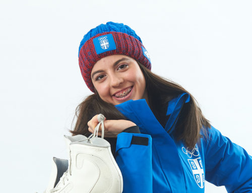 Danas na EYOF-u takmiče se dve sportistkinje Srbje