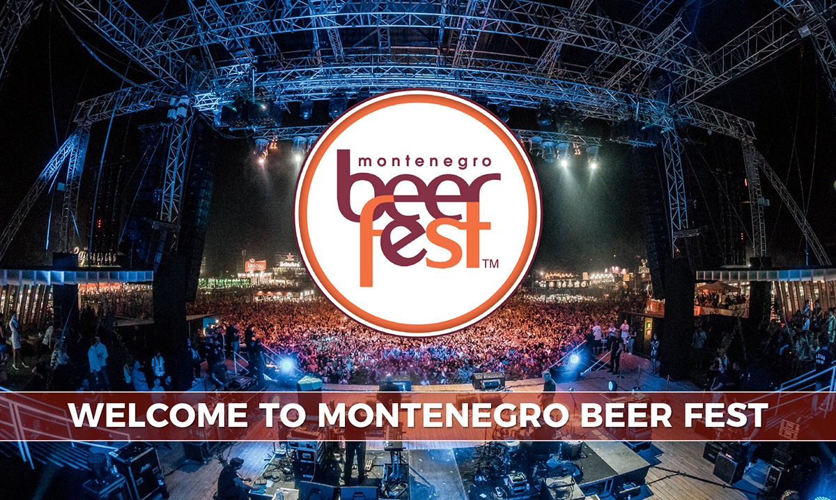 Prvi Montenegro Beer Fest na Cetinju