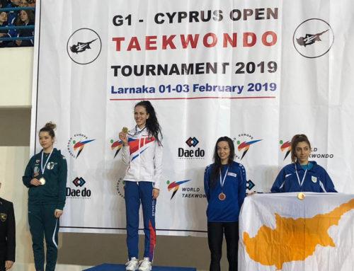 Tri zlata i pet bronzi za tekvondiste Srbije na Kipru