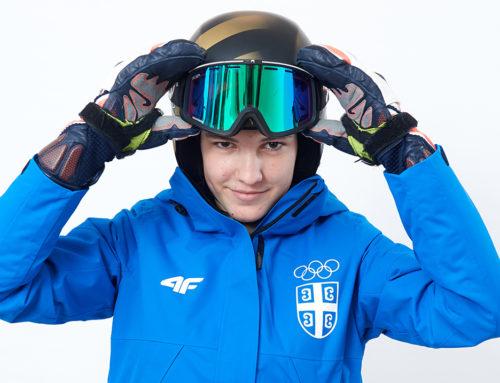 Zoja Grbović bez plasmana u trci slaloma na Zimskom EYOF-u