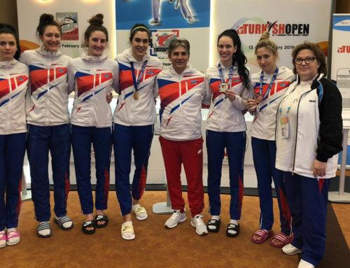 Dva zlata i bronza na President kupu, devojke druge u ukupnom plasmanu