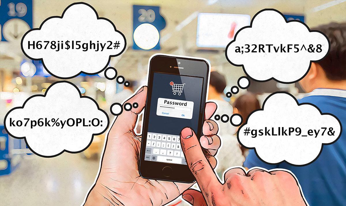 Jedinstvene lozinke koje se lako pamte efikasnije od konstantne promene, kažu istraživači kompanije Kaspersky Lab