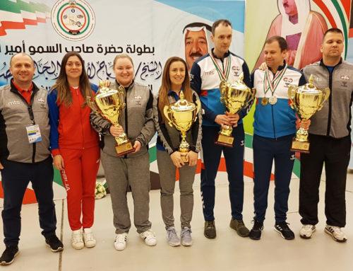 Još jedno zlato i dva srebra za Srbiju u Kuvajtu