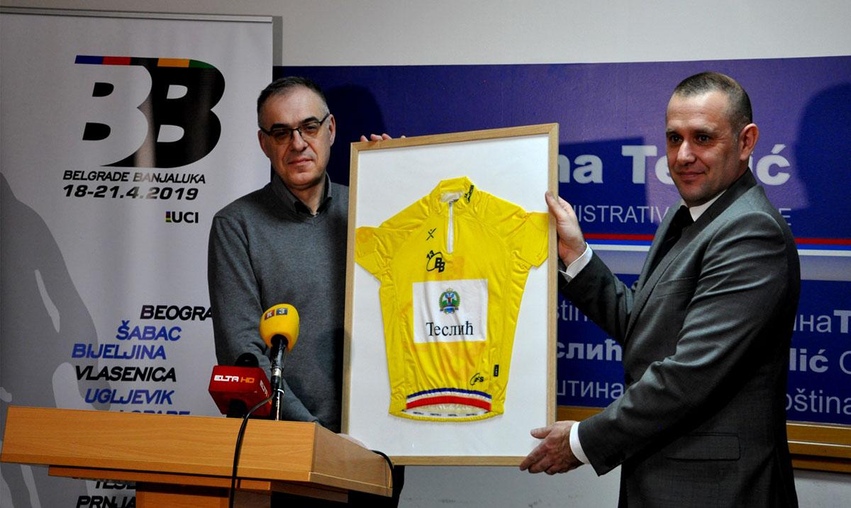 Teslić domaćin i četvrti put na biciklističkoj trci Beograd Banjaluka