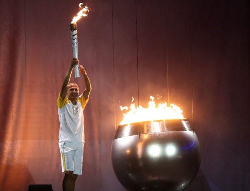 Predstavljena olimpijska baklja za Igre u Tokiju 2020. godine