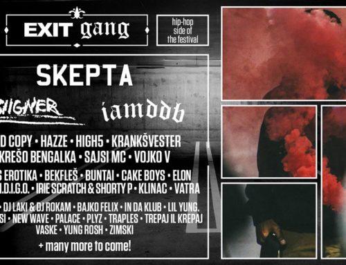 Hip-hop festival na Exitu uz Skeptu, IAMDDB, Desiignera i preko 70 izvođača