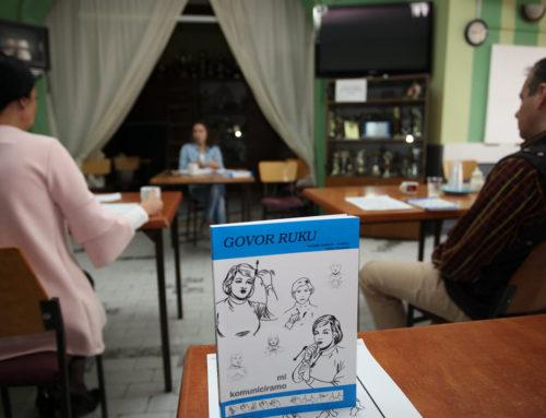 """""""Pristupačnost"""": Počinju obuke iz znakovnog jezika za zaposlene u ustanovama kulture"""