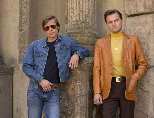 """Bred Pit i Leonardo Dikaprio u filmu """"Bilo jednom…u Holivudu"""""""