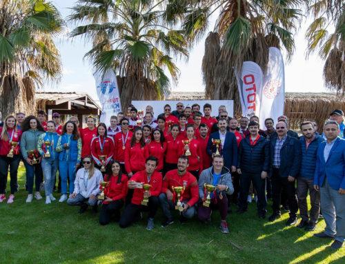 Tri medalje na 'Gloria kupu' u Antaliji