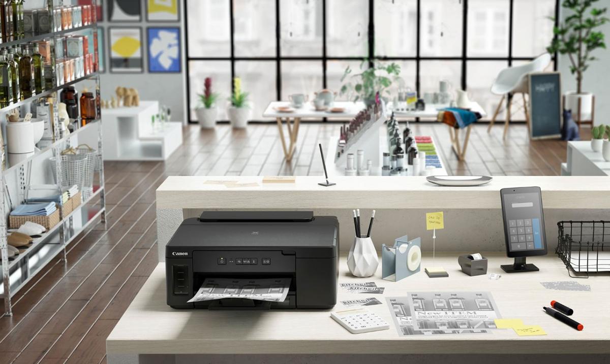 Canonovi najnoviji štampači sa dopunjivim rezervoarima mastila za ekonomično štampanje