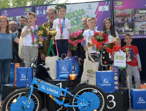 Održan 26. Dečiji maraton – najlepši sportski događaj u Beogradu!