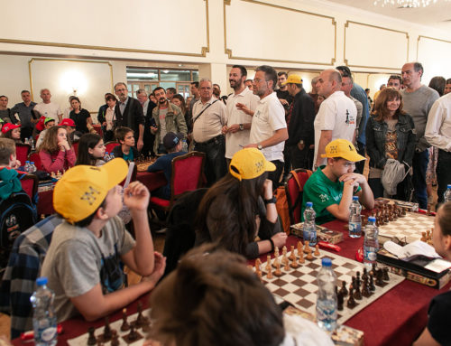 """Održan sedmi turnir """"Nove nade šaha"""" u Domu Vojske"""